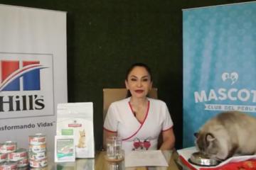 Livestream con la Dra. Luz Marina Vidal
